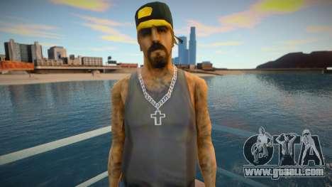 New Lsv3 skin for GTA San Andreas