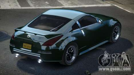 Nissan 350Z iSI for GTA 4
