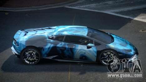 Lamborghini Huracan GST S7 for GTA 4