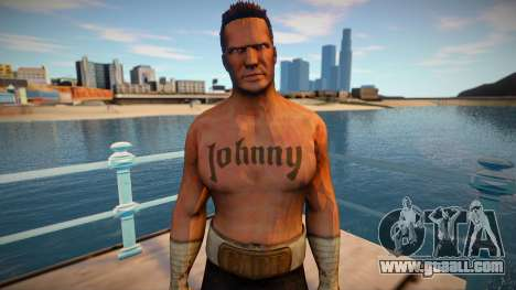 Johnny Cage [Mortal Kombat X] for GTA San Andreas
