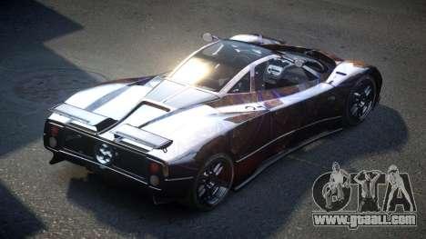 Pagani Zonda BS-S S7 for GTA 4