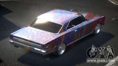Chevrolet Nova PSI US S6 for GTA 4