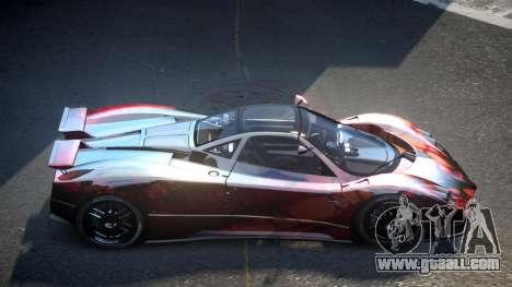 Pagani Zonda BS-S S1 for GTA 4