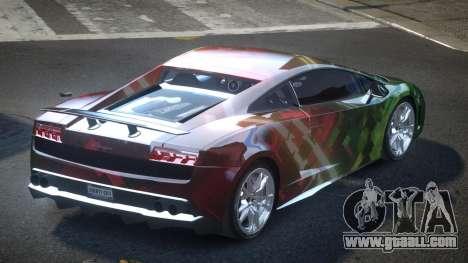Lamborghini Gallardo SP-Q S4 for GTA 4