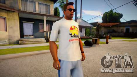 Repulserlift T-Shirt for GTA San Andreas