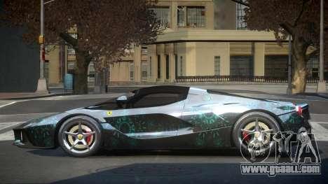Ferrari LaFerrari PSI-U S1 for GTA 4