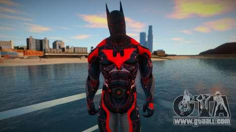 Batman Beyond for GTA San Andreas