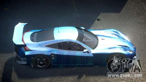 Honda HSV US S8 for GTA 4