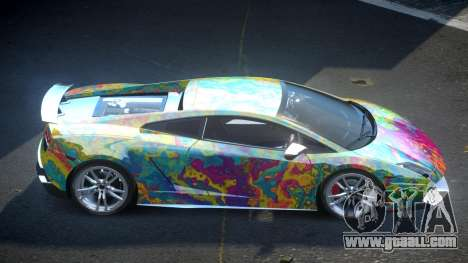 Lamborghini Gallardo SP-Q S7 for GTA 4