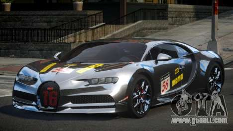 Bugatti Chiron GS Sport S1 for GTA 4
