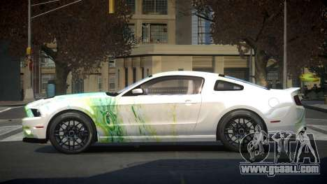 Shelby GT500 GST-U S2 for GTA 4