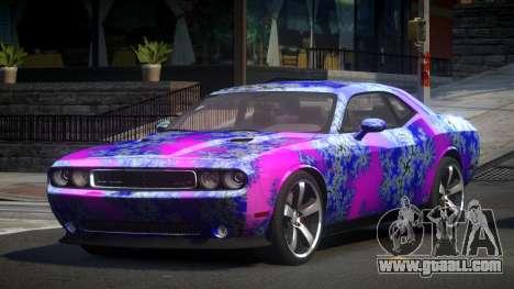 Dodge Challenger SRT GS-U S3 for GTA 4