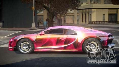 Bugatti Chiron BS-R S4 for GTA 4