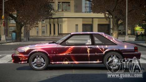 Ford Mustang SVT 90S S6 for GTA 4