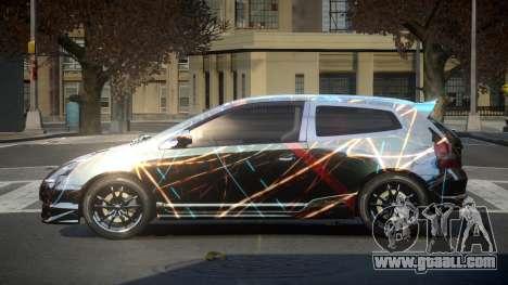 Honda Civic U-Style S10 for GTA 4