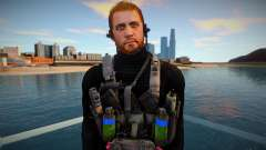 Chris Redfield Tactical(from Resident Evil Villa for GTA San Andreas