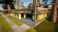 Ten Green Bottles Bar Textures for GTA San Andreas