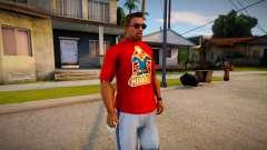 New T-Shirt - bandits for GTA San Andreas