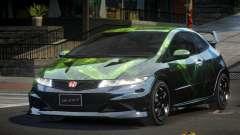 Honda Civic SP Type-R S6 for GTA 4