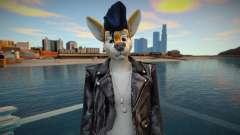 Random Furry Skin v2 for GTA San Andreas