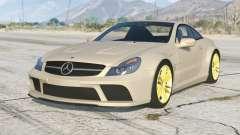 Mercedes-Benz SL 65 AMG Black Series (R230) 2008〡add-on v1.2 for GTA 5