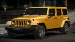 Jeep Wrangler PSI-U
