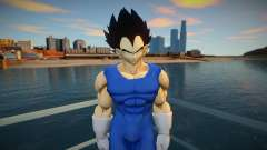 Majin Vegeta skin for GTA San Andreas