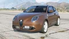 Alfa Romeo MiTo Quadrifoglio Verde (955) 2014 v2.5 for GTA 5