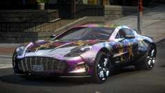 Aston Martin BS One-77 S7 for GTA 4