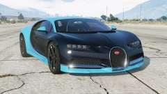 Bugatti Chiron 2016 v3.0 for GTA 5