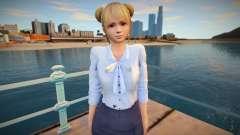 DoA5:LR Marie Rose - Secret Class for GTA San Andreas