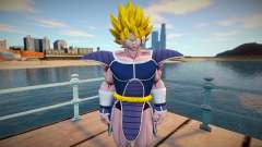 Turles SSJ from Dragon Ball Xenoverse 2 for GTA San Andreas