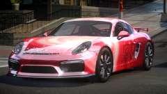 Porsche 718 Cayman GT4 S2 for GTA 4
