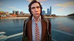 Adam Driver Detective Mod for GTA San Andreas