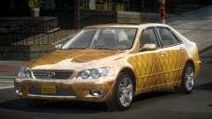 Lexus IS300 U-Style S4 for GTA 4