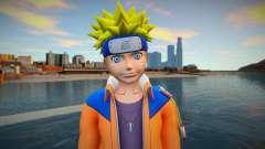 Naruto Unzipped Shirt for GTA San Andreas