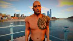 The Rock - WWE2k15 for GTA San Andreas