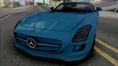 Mercedes-Benz SLS AMG Electric Drive 2013