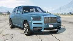Rolls-Royce Cullinan 2018〡add-on v4.0 for GTA 5