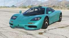 McLaren F1 1993〡add-on v1.0 for GTA 5
