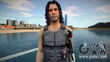 Johnny Silverman for GTA San Andreas