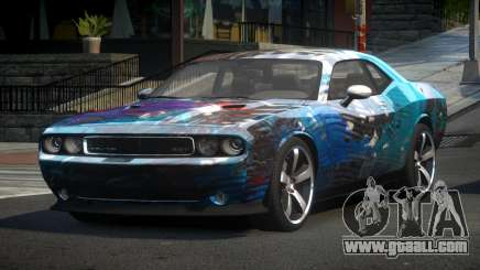 Dodge Challenger SRT GS-U S5 for GTA 4
