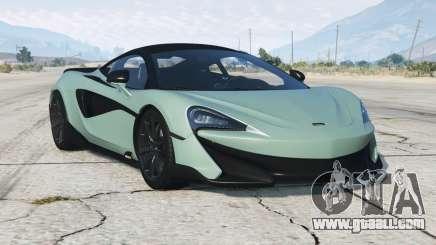 McLaren 600LT 2018〡add-on v2.0 for GTA 5