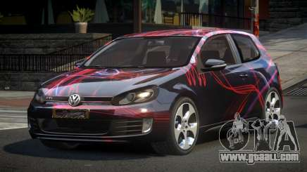 Volkswagen Golf GST S3 for GTA 4