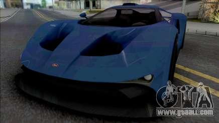 Vapid FMJ for GTA San Andreas