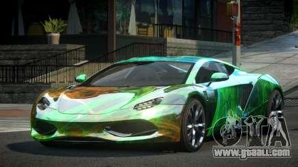 Arrinera Hussarya S3 for GTA 4