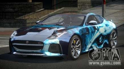 Jaguar F-Type U-Style S7 for GTA 4