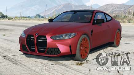 BMW M4 Competition (G82) 2020〡add-on for GTA 5