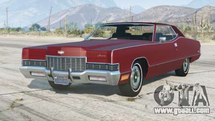 Mercury Marquis Brougham 2-door hardtop 1971〡add-on for GTA 5