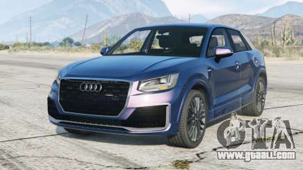 Audi Q2 TFSI S line 2018〡add-on for GTA 5